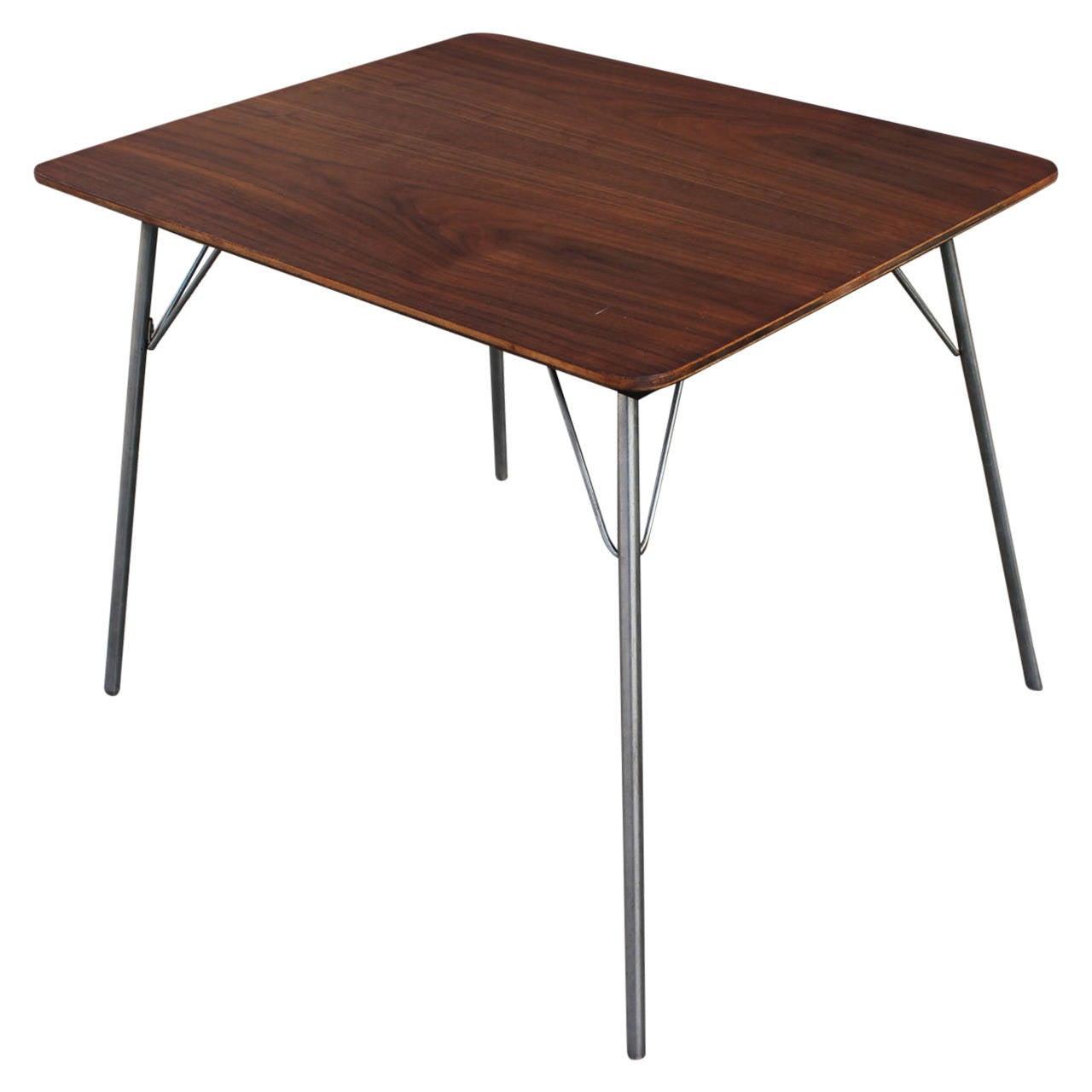 Rare Eames For Herman Miller IT 1 / Incidental Table Walnut 1