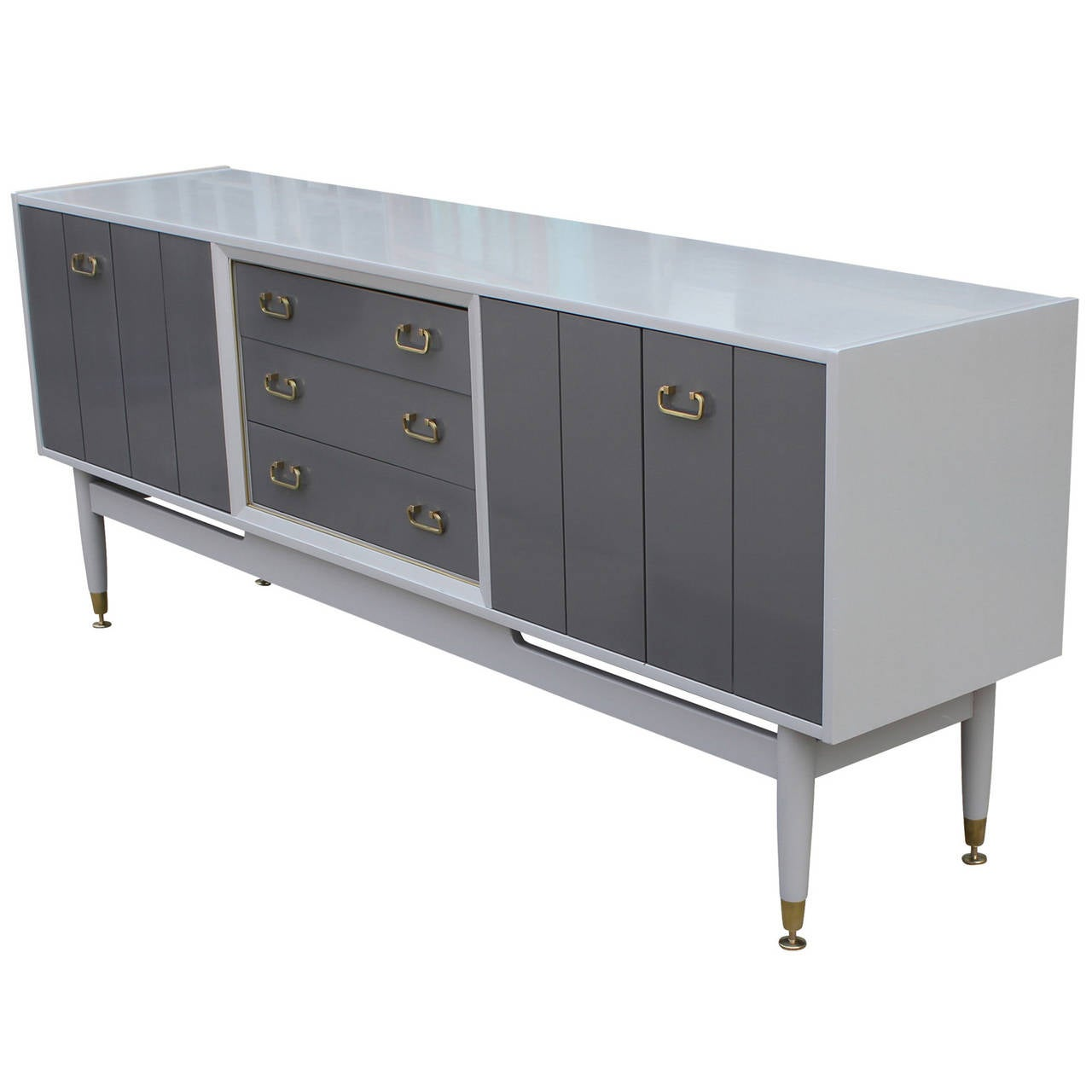 grey sideboard 28 images stunning tone on tone brass handle grey sideboard at 1stdibs buy. Black Bedroom Furniture Sets. Home Design Ideas