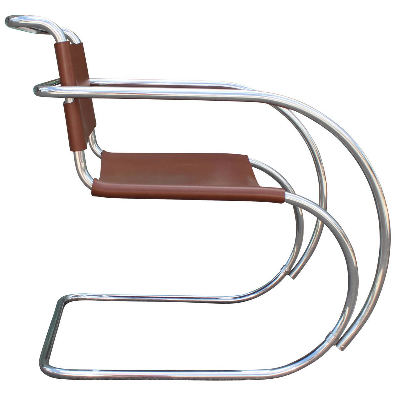 Mr 20 bauhaus chair by ludwig mies van der rohe at 1stdibs