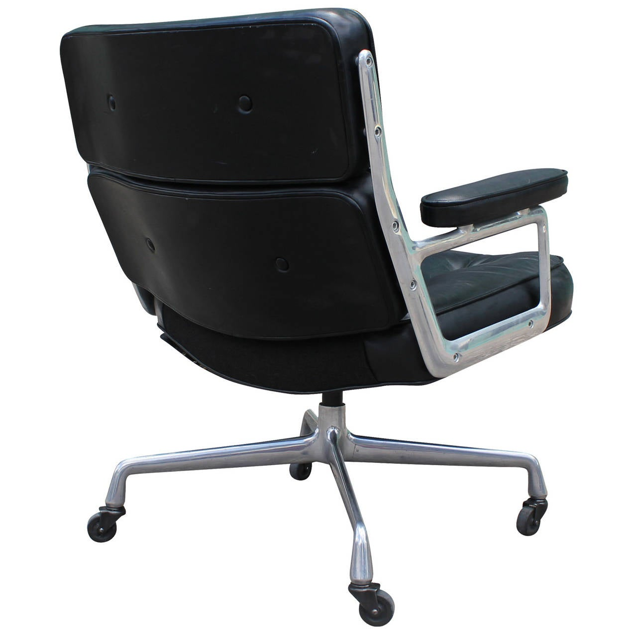 Great Mid Century Modern Herman Miller Eames Time Life Lounge Chair 5