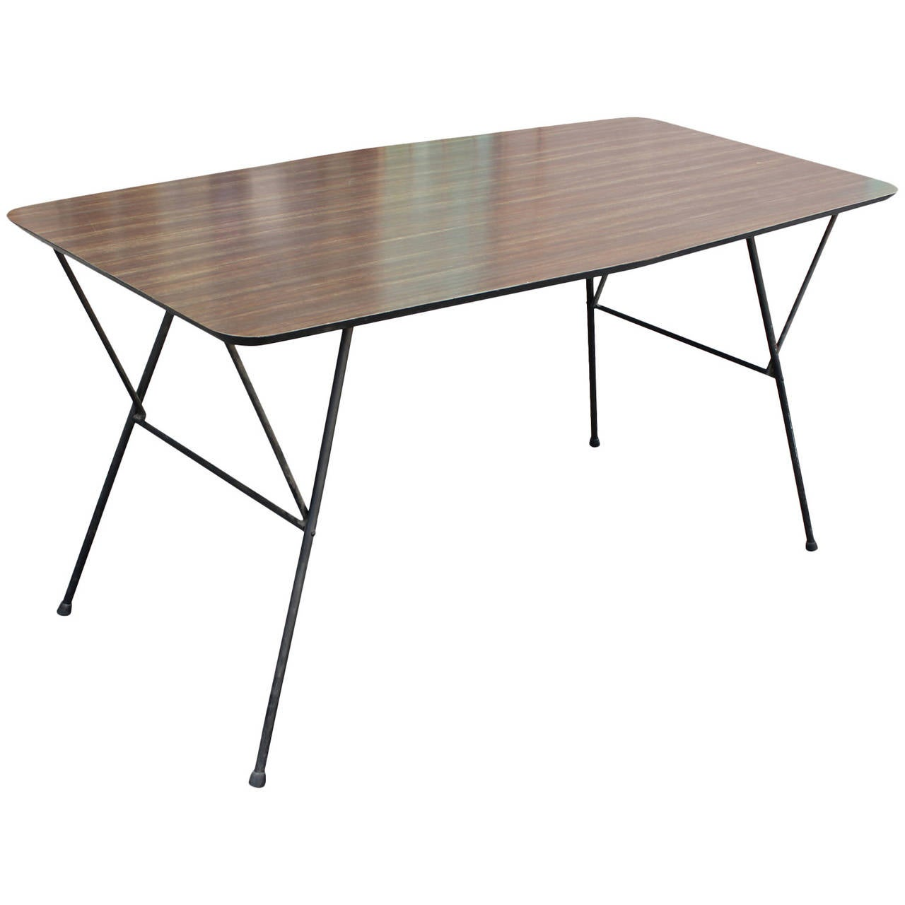 Exceptional Mid Century Modern Versi Table By Tepper/Meyer For Fred Meyer 1