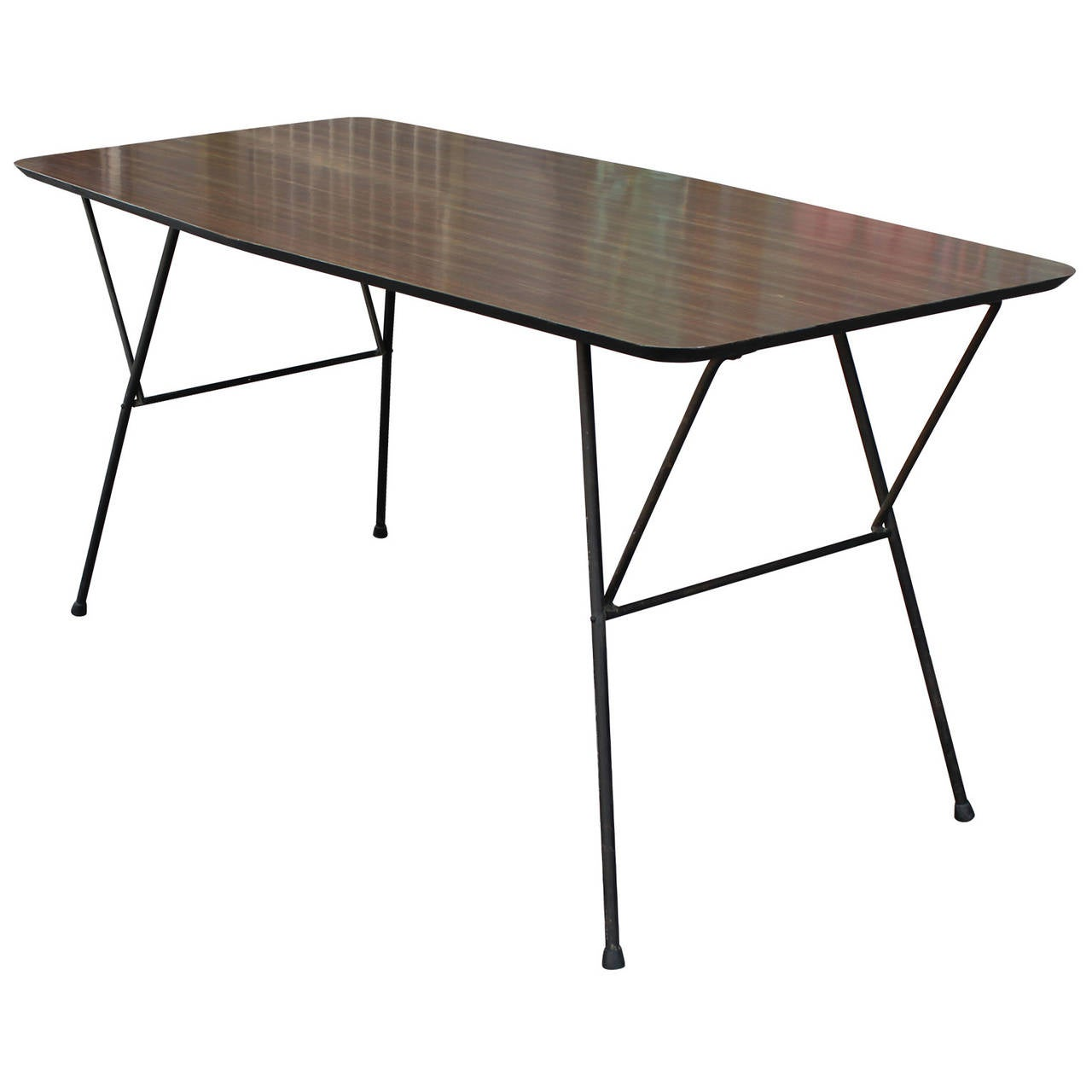 Mid century modern versi table by tepper meyer for fred meyer at 1stdibs - Archives departementales 33 tables decennales ...