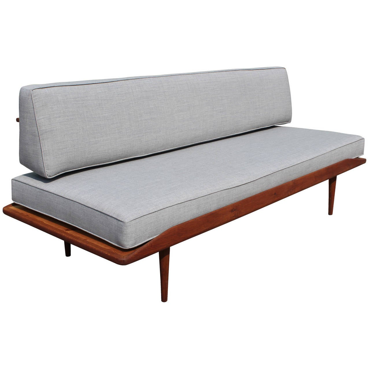 Daybed Sofa Otb Pewter Linen Daybed Sofa Living Es Thesofa