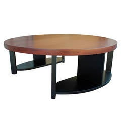 Round Table by Paul Laszlo for Brown Saltman
