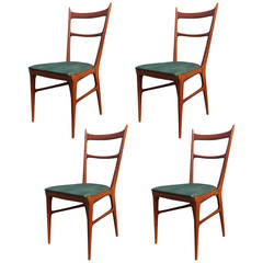 Set of 4 Carlo Di Carli Dining Chairs