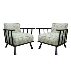 Pair of Mid-Century Modern Widdicomb Robsjohn-Gibbings Chairs