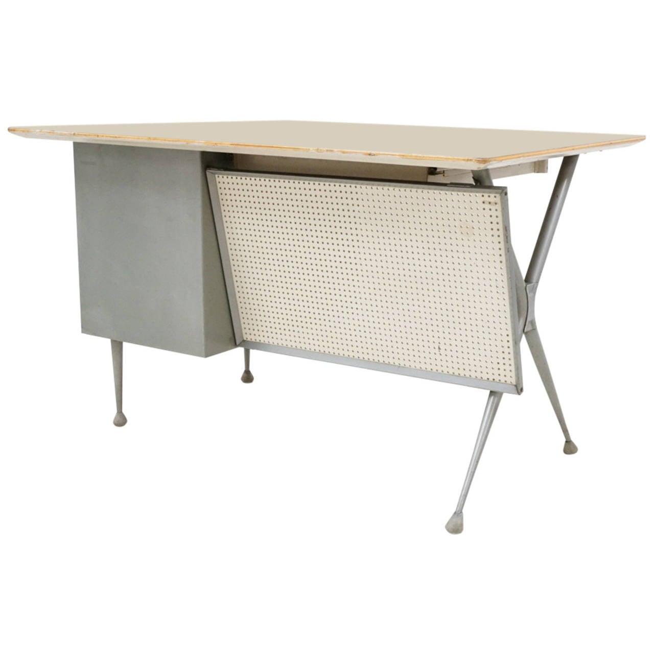 Rare Raymond Loewy Desk at 1stdibs