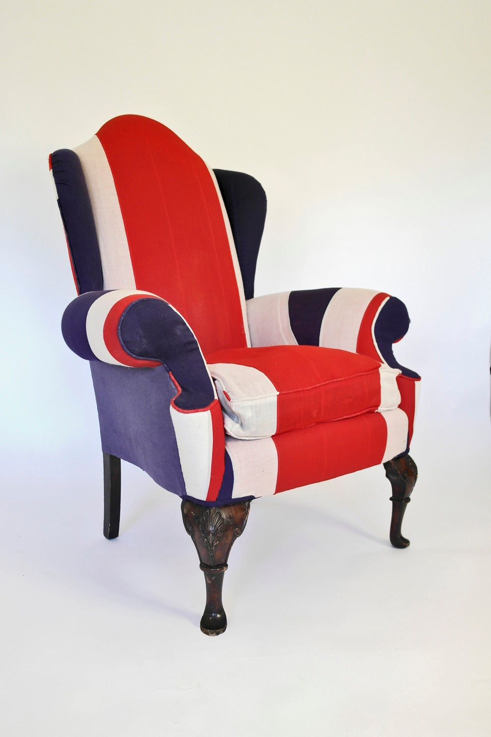 Union Jack Armchair Home Design