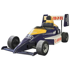 Limited Edition Formula 1 Go Cart F1 Damon Hills