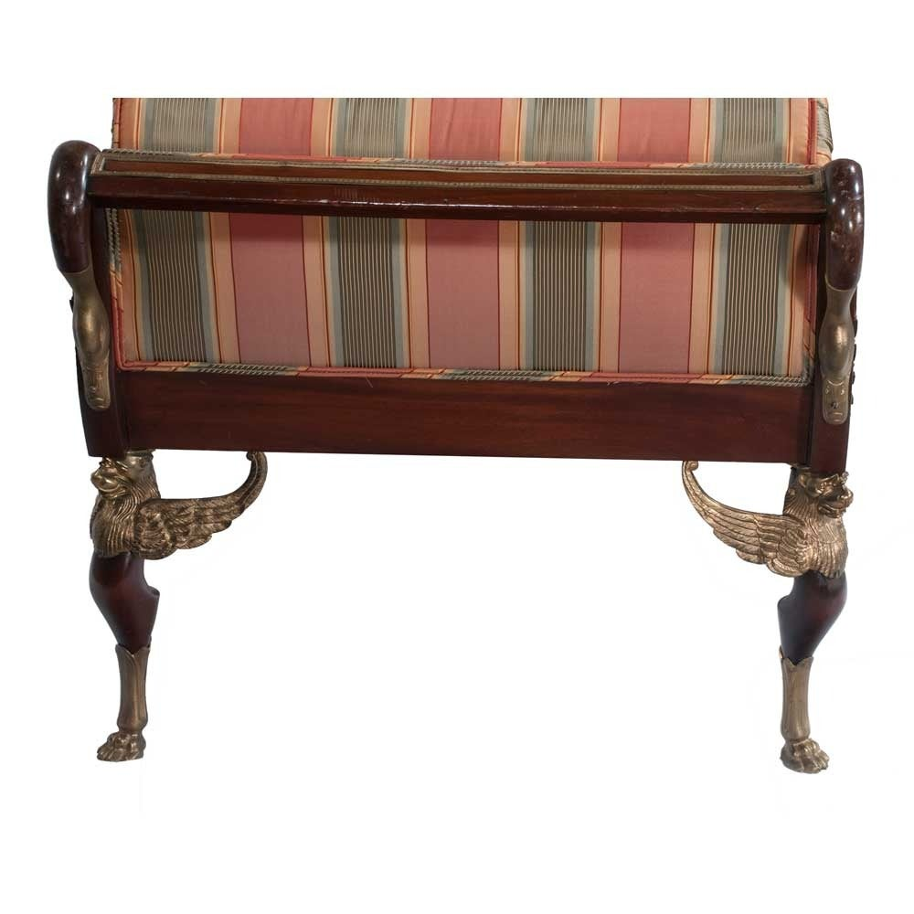 empire style recamier at 1stdibs