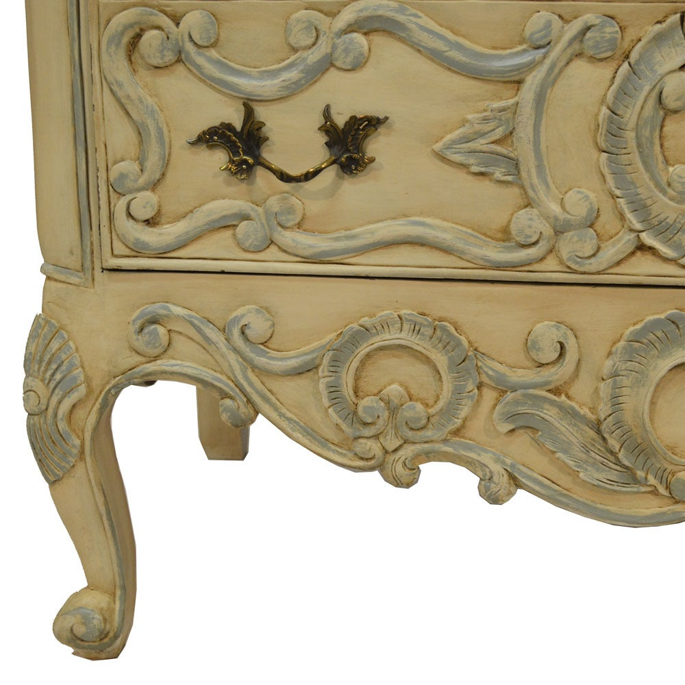 20th Century French Provincial Commodes For Sale