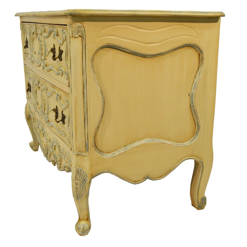 French Provincial Commodes For Sale 5