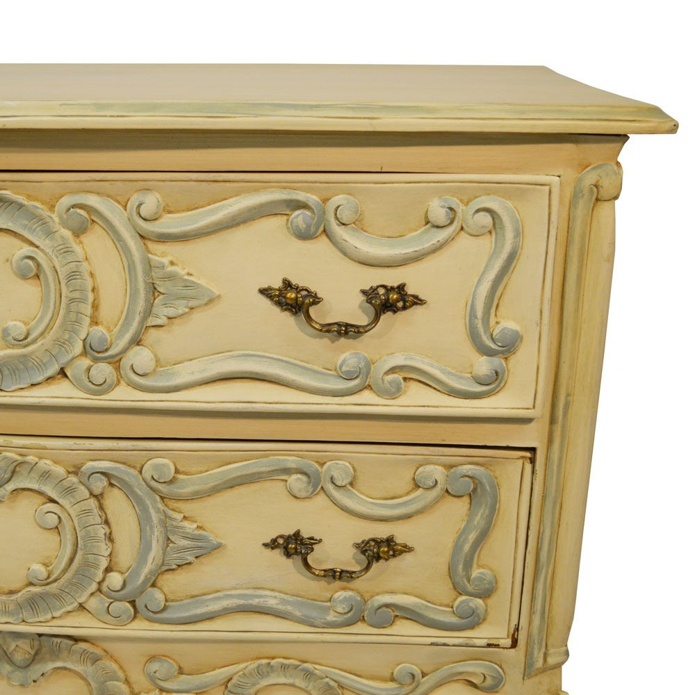 French Provincial Commodes For Sale 1