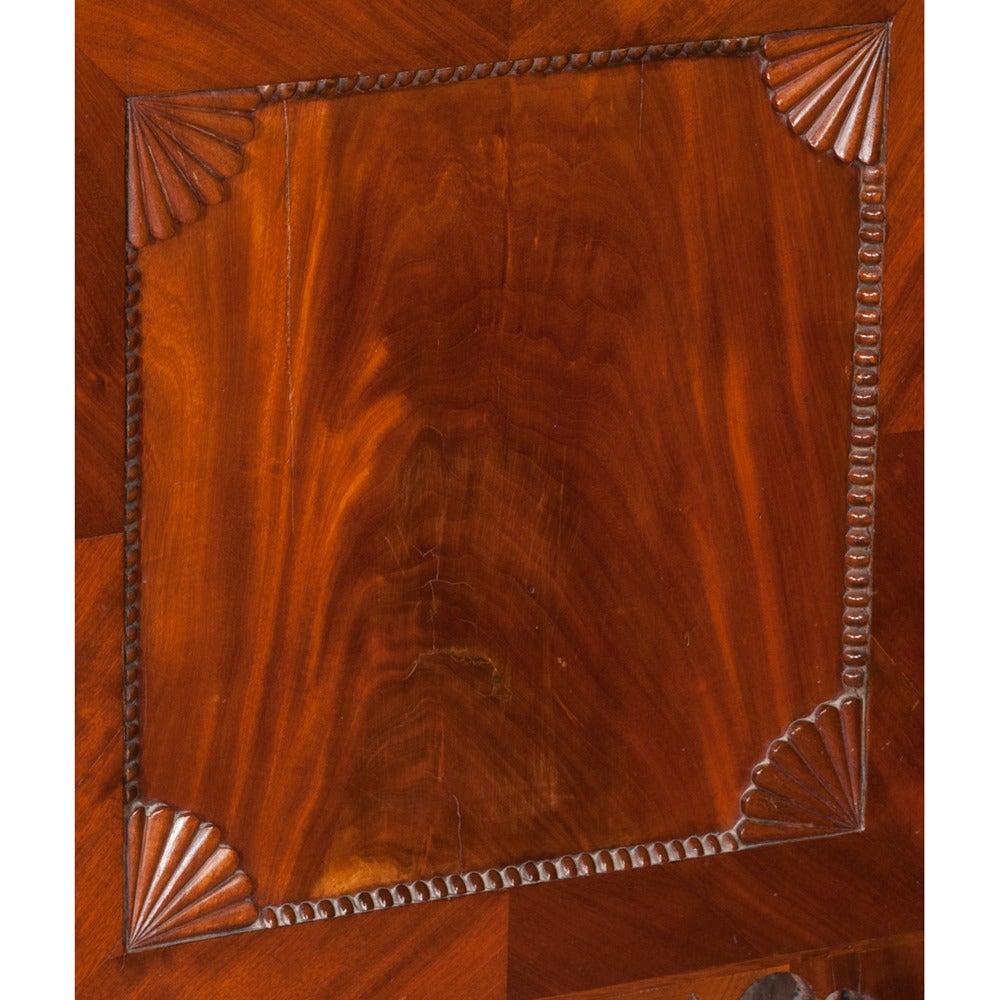 Sheraton Grandfather Clock In Good Condition In Lawrenceburg, TN