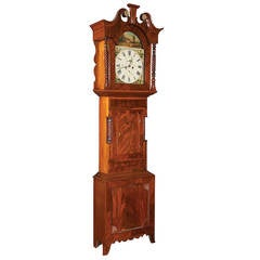 Sheraton Grandfather Clock