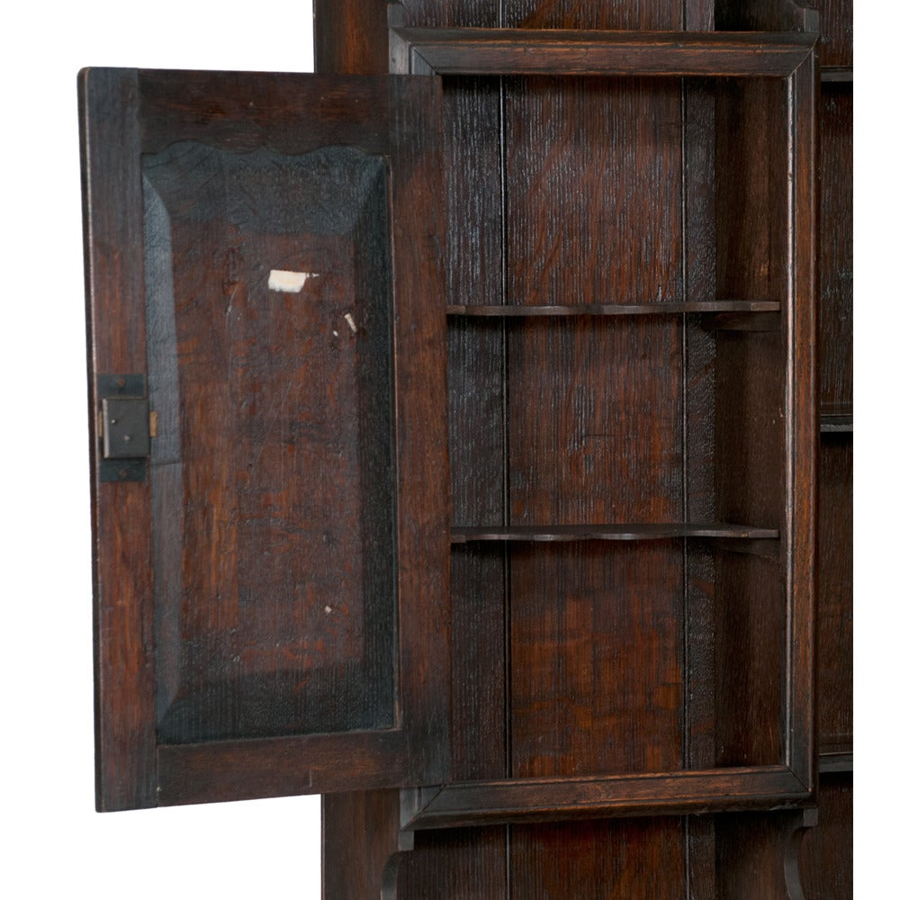 Welsh Queen Anne Dresser For Sale 5