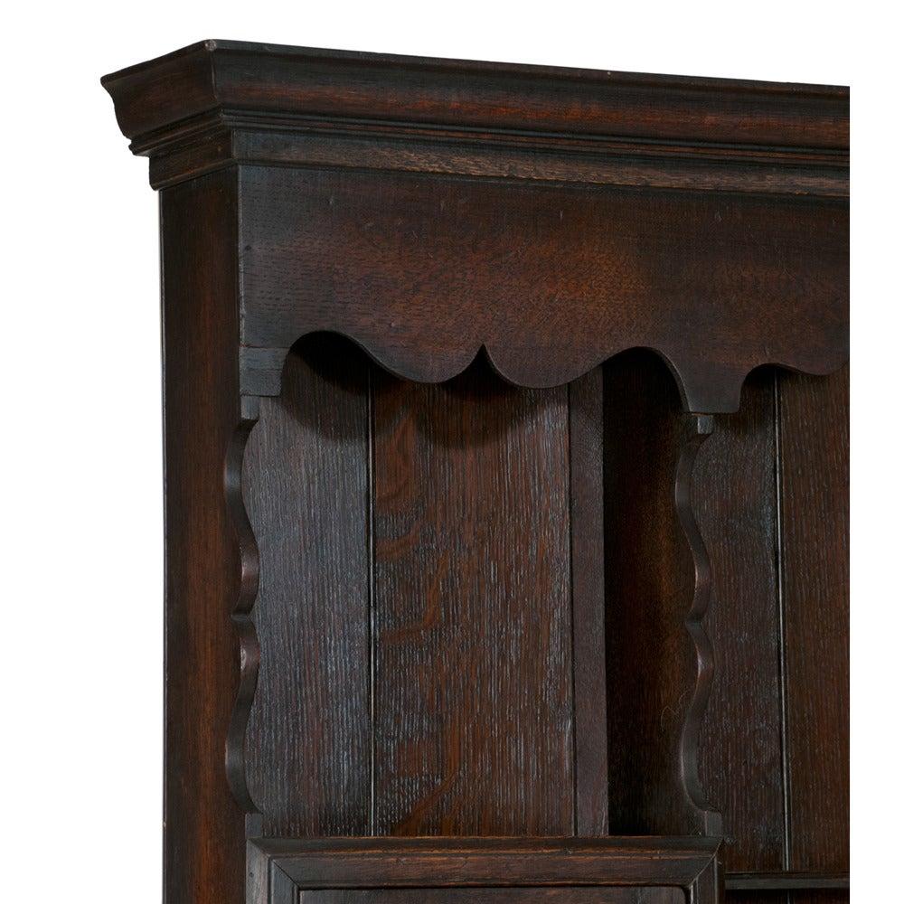 Welsh Queen Anne Dresser For Sale 1