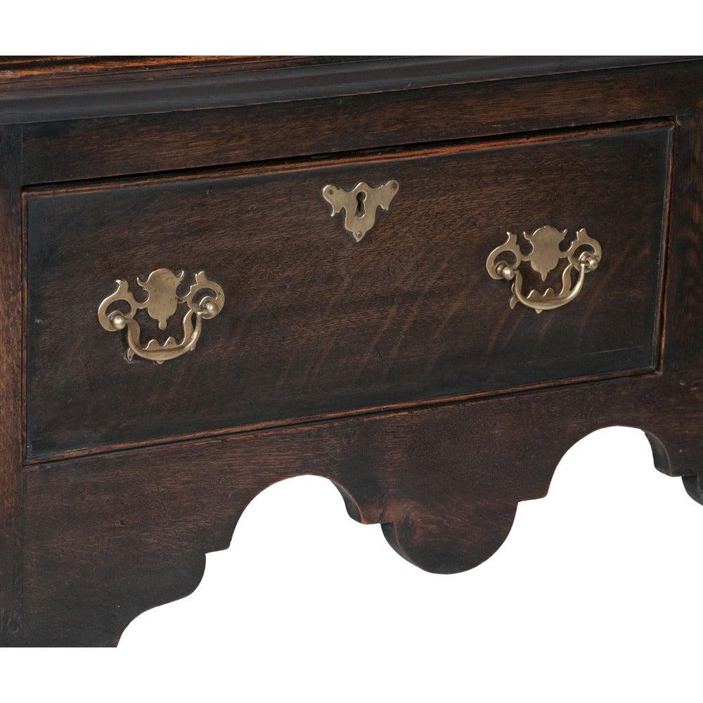 English Welsh Queen Anne Dresser For Sale