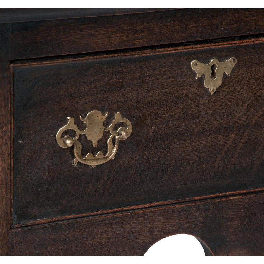 Mid-19th Century Welsh Queen Anne Dresser For Sale