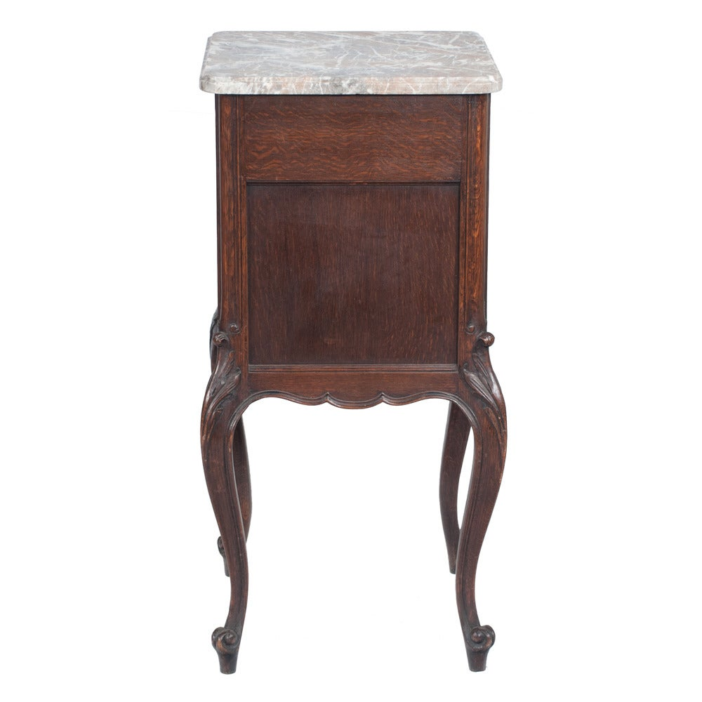 Pair of Country French Side Tables For Sale 3