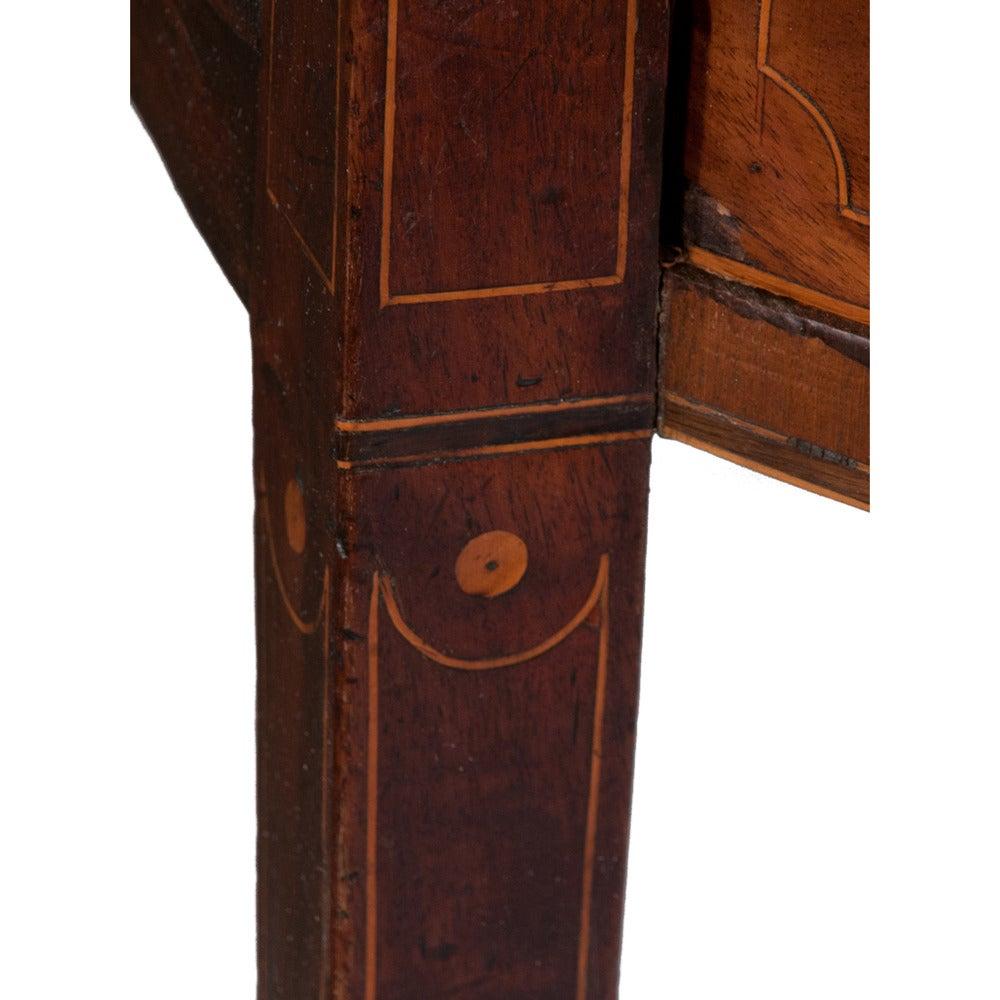 Sheraton Mahogany Sideboard, circa 1790 For Sale 4
