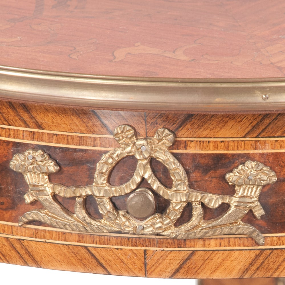 French Empire-style Pedestals, Pair For Sale 1