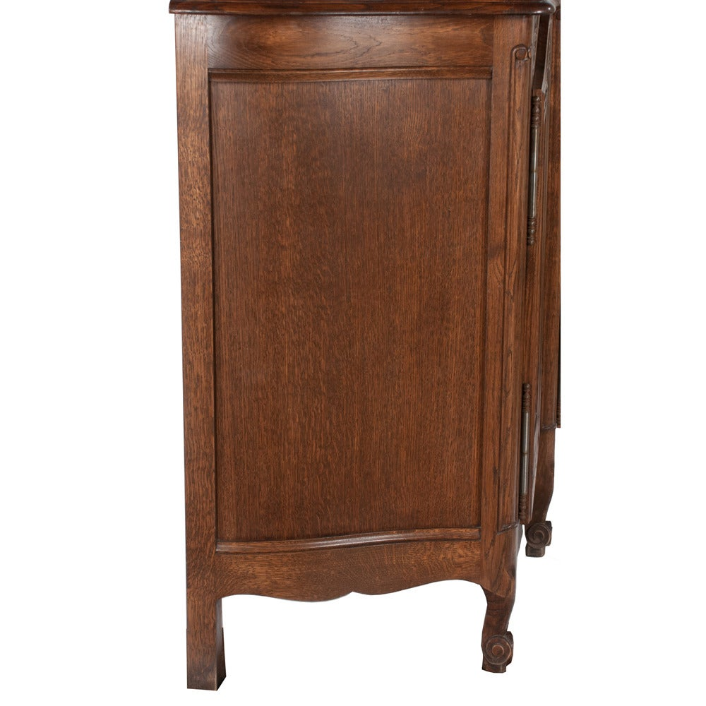 Country French Oak Buffet For Sale 6