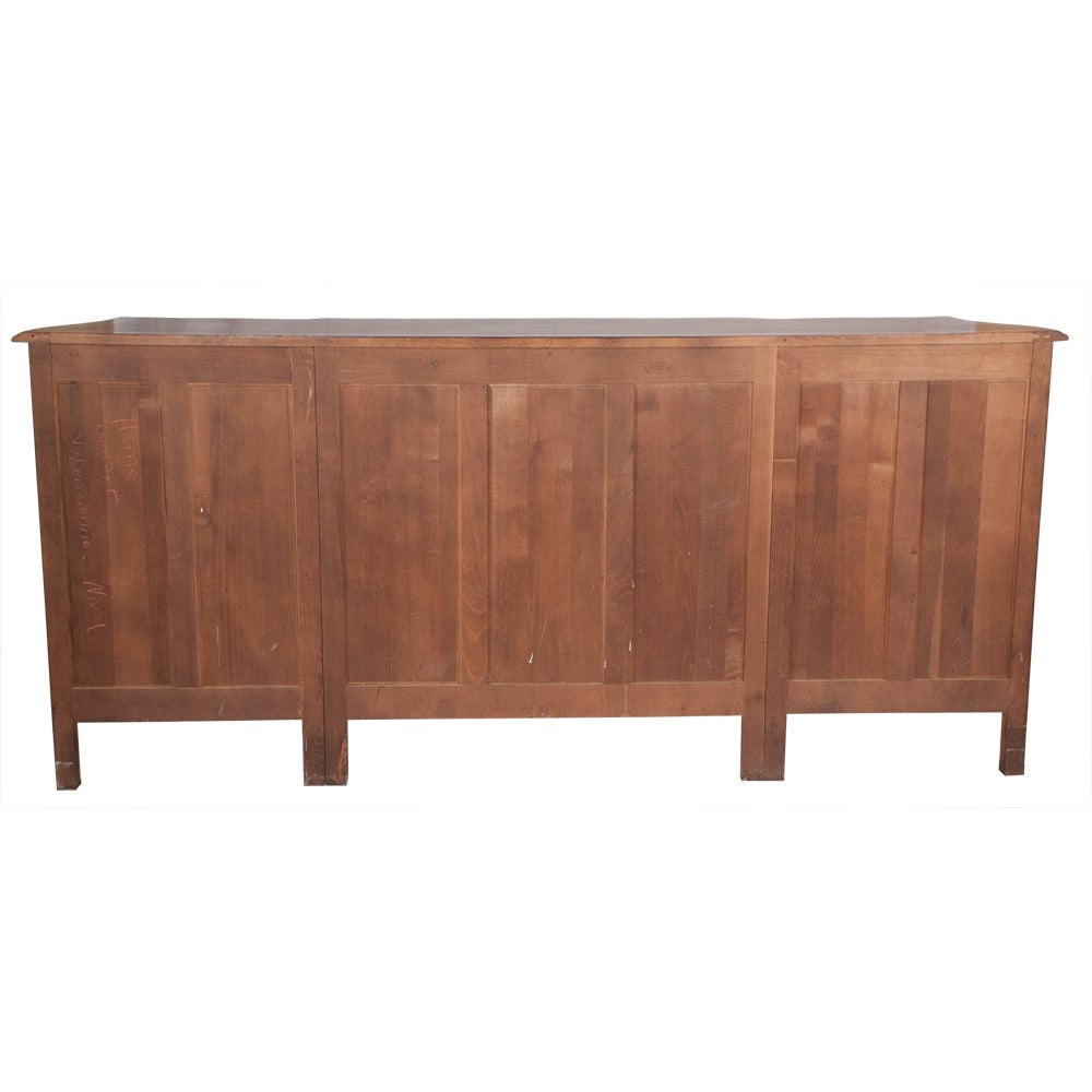 Country French Oak Buffet For Sale 4