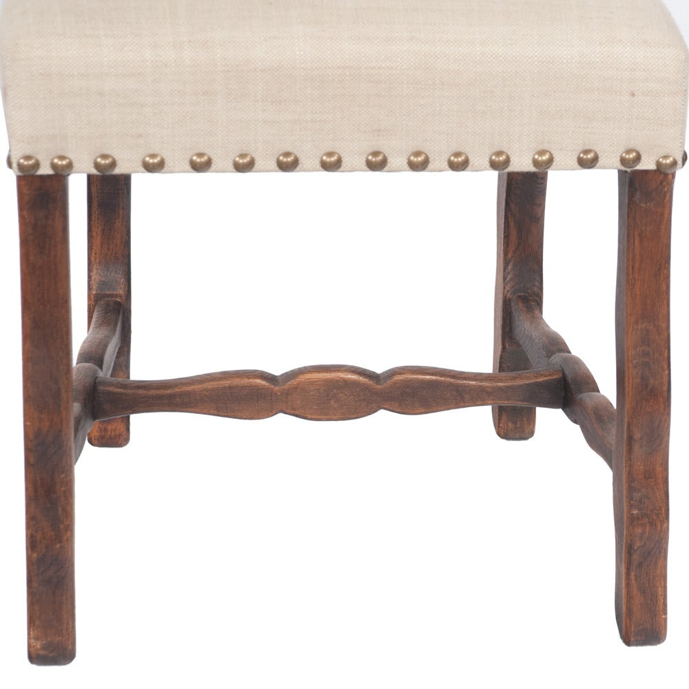 Country French Dining Chairs, S/6 For Sale 6
