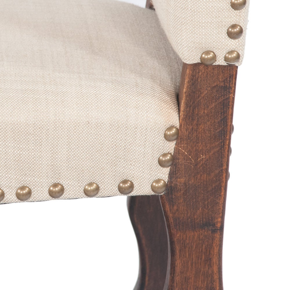 Country French Dining Chairs, S/6 For Sale 5