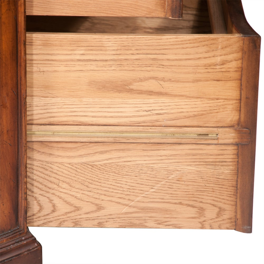 Walnut Filing Cabinet For Sale 4