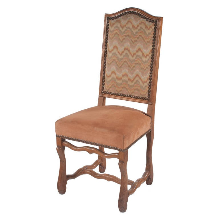 Country french dining chairs s 8 at 1stdibs for 8 dining room chairs