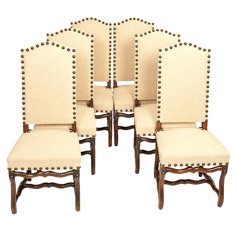 set of six french country dining chairs at 1stdibs
