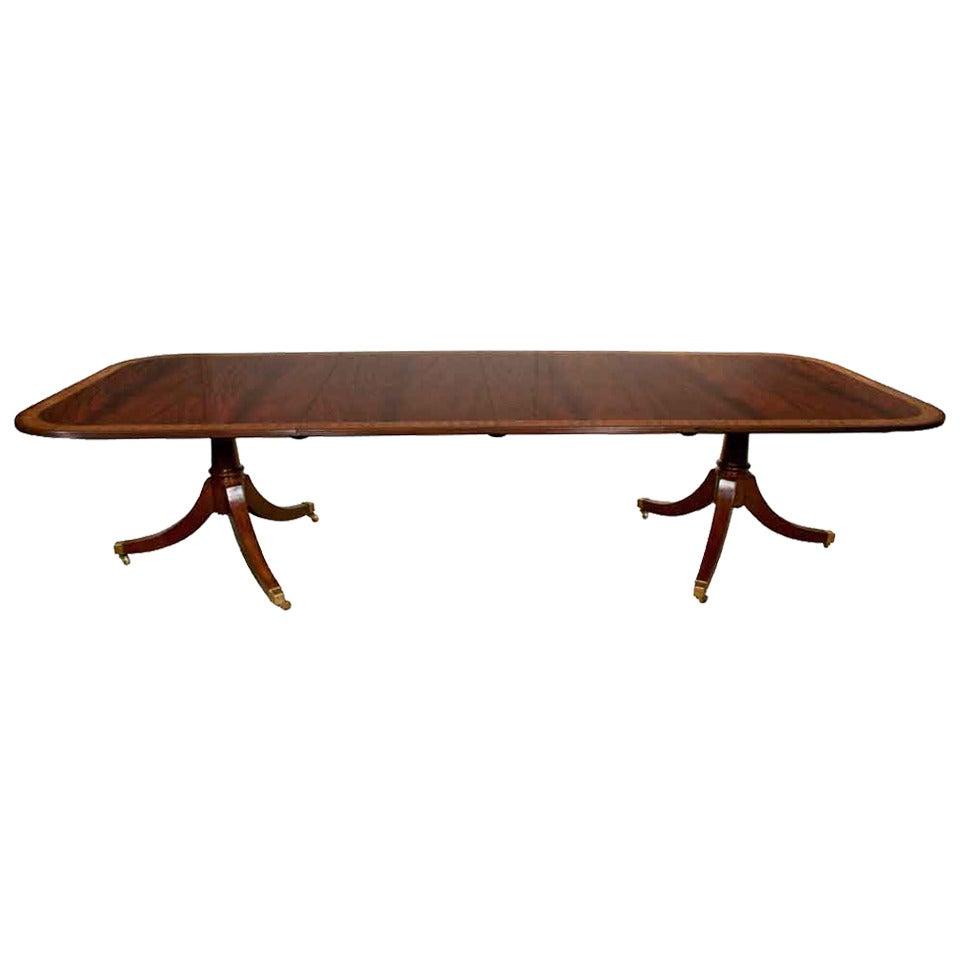 Sheraton Mahogany Dining Table at 1stdibs : 1352942 1 from 1stdibs.com size 960 x 960 jpeg 60kB