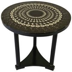Classic Piero Fornasetti Occasional Table
