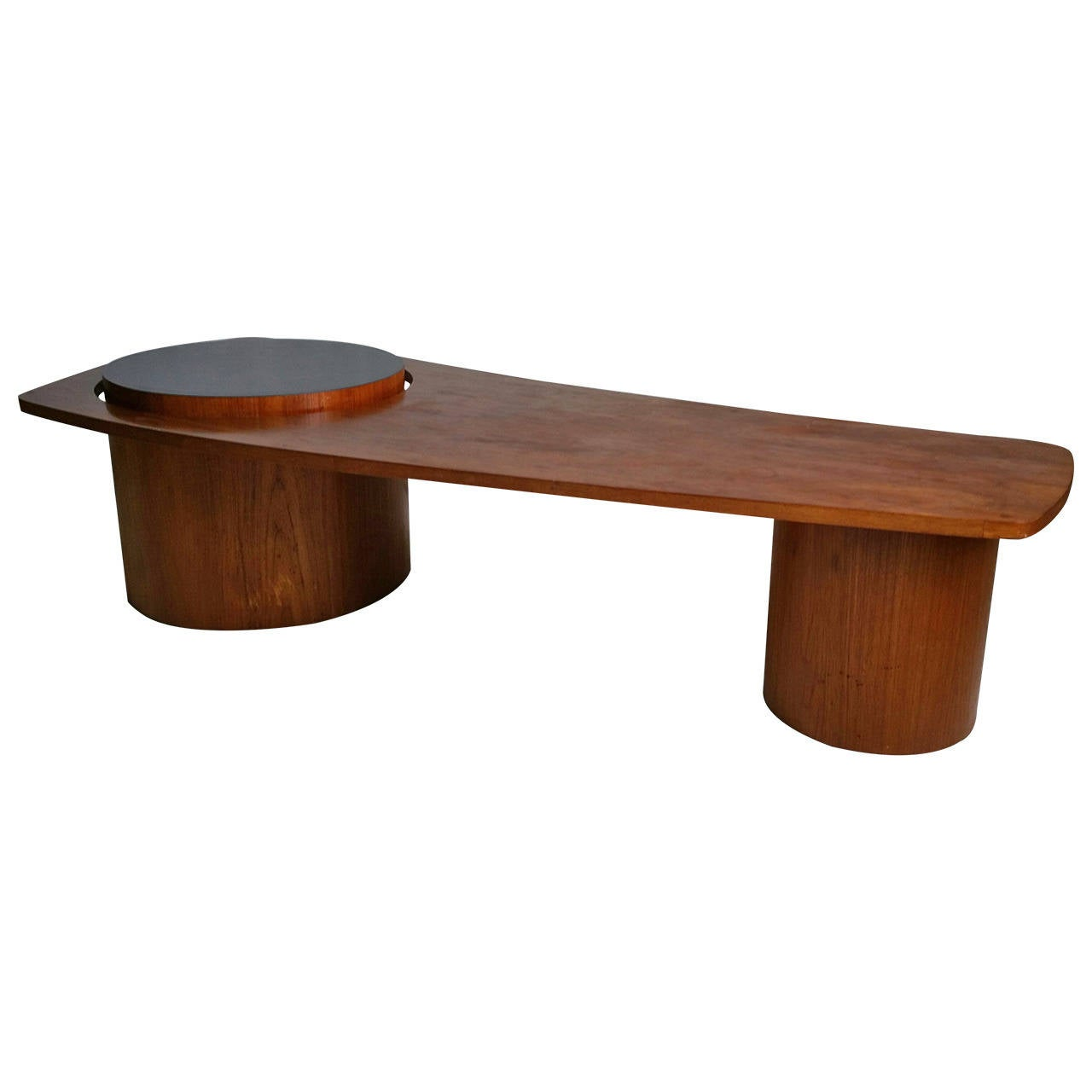 Modern Teak Coffee Table By Rs Associates Designed For Expo 1967 For Sale At 1stdibs