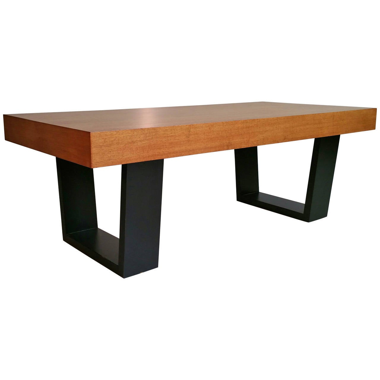 Rare Paul Frankl Coffee Table,,modernist