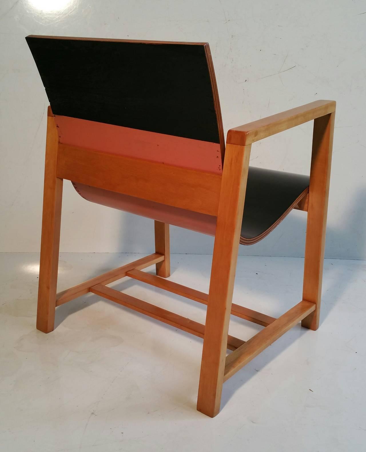 Rare Quot Kleinhans Quot Chair C 1939 Charles Eames Eero