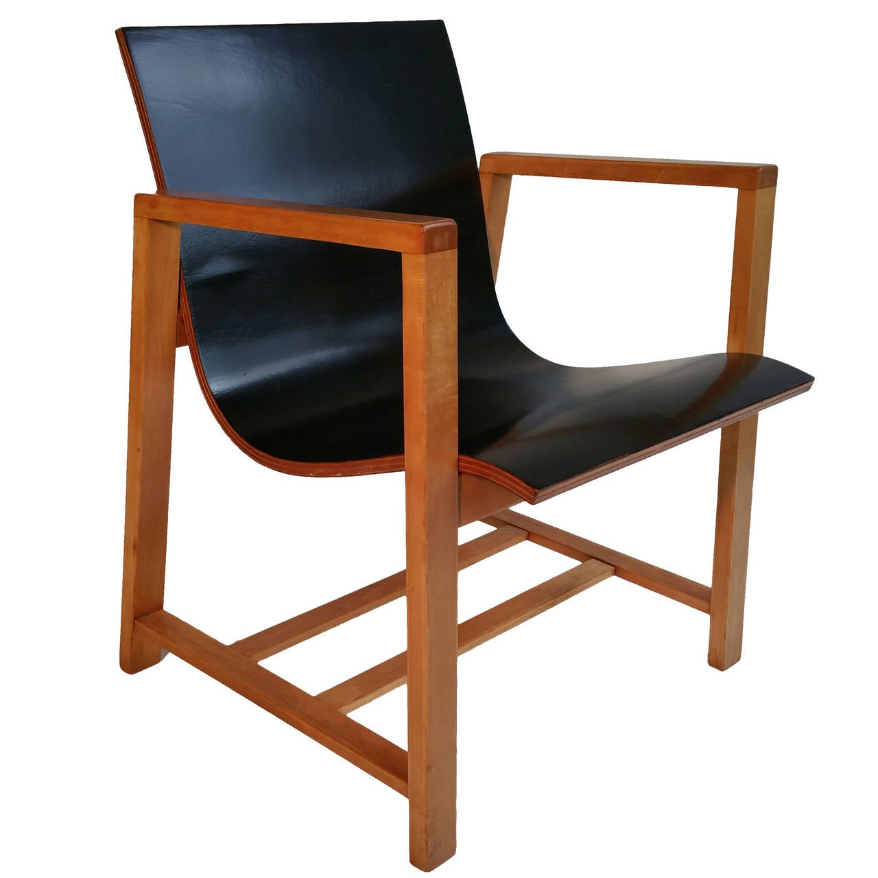 Rare Quot Kleinhans Quot Chair C 1939 Charles Eames Eero