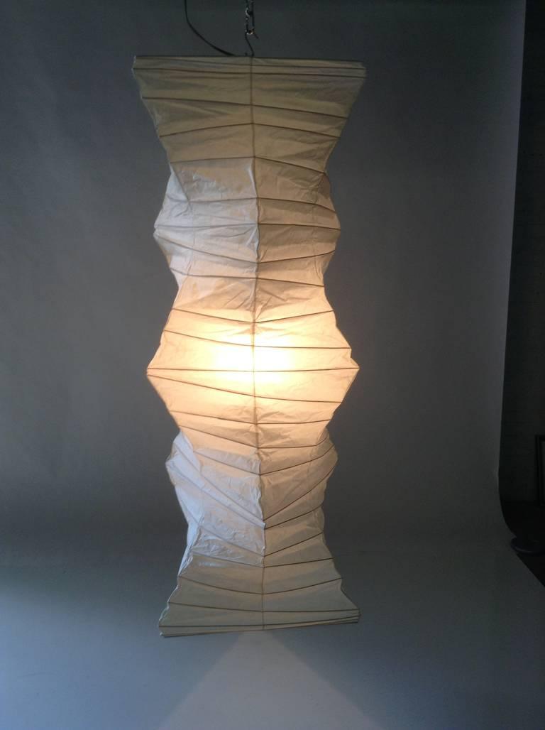 Isamu Noguchi Hanging Lantern At 1stdibs