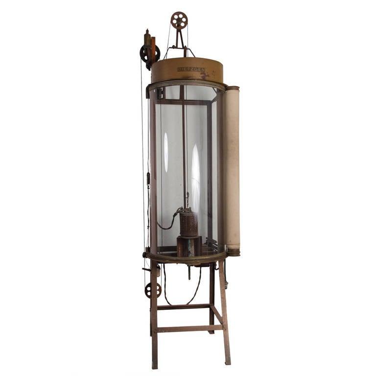 Rare Dietzgen Industrial Blueprint Machine of Museum Quality