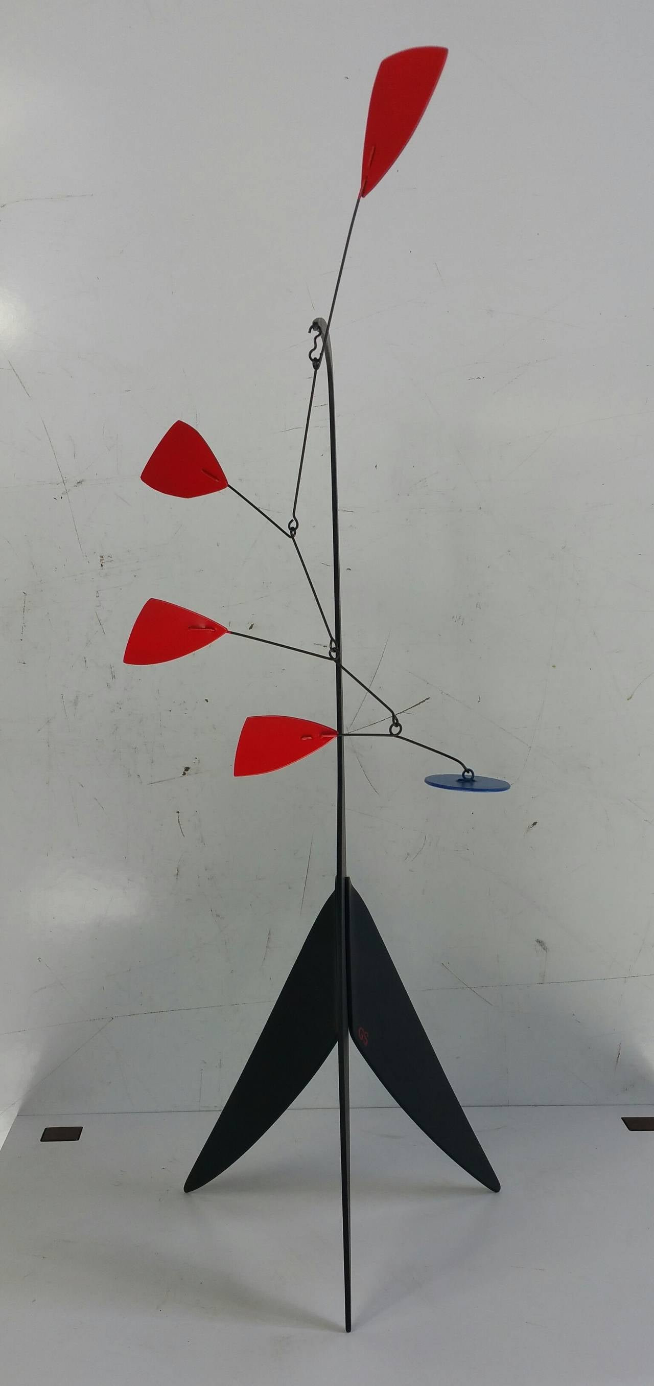 Modernist Stabile Sculpture Graham Mitchell Sears Style
