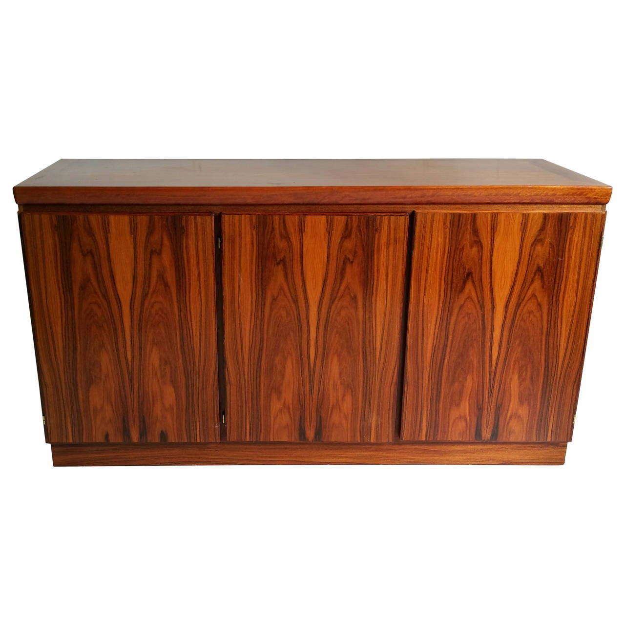 Classic Rosewood Cabinet or Server, Made in Denmark For Sale