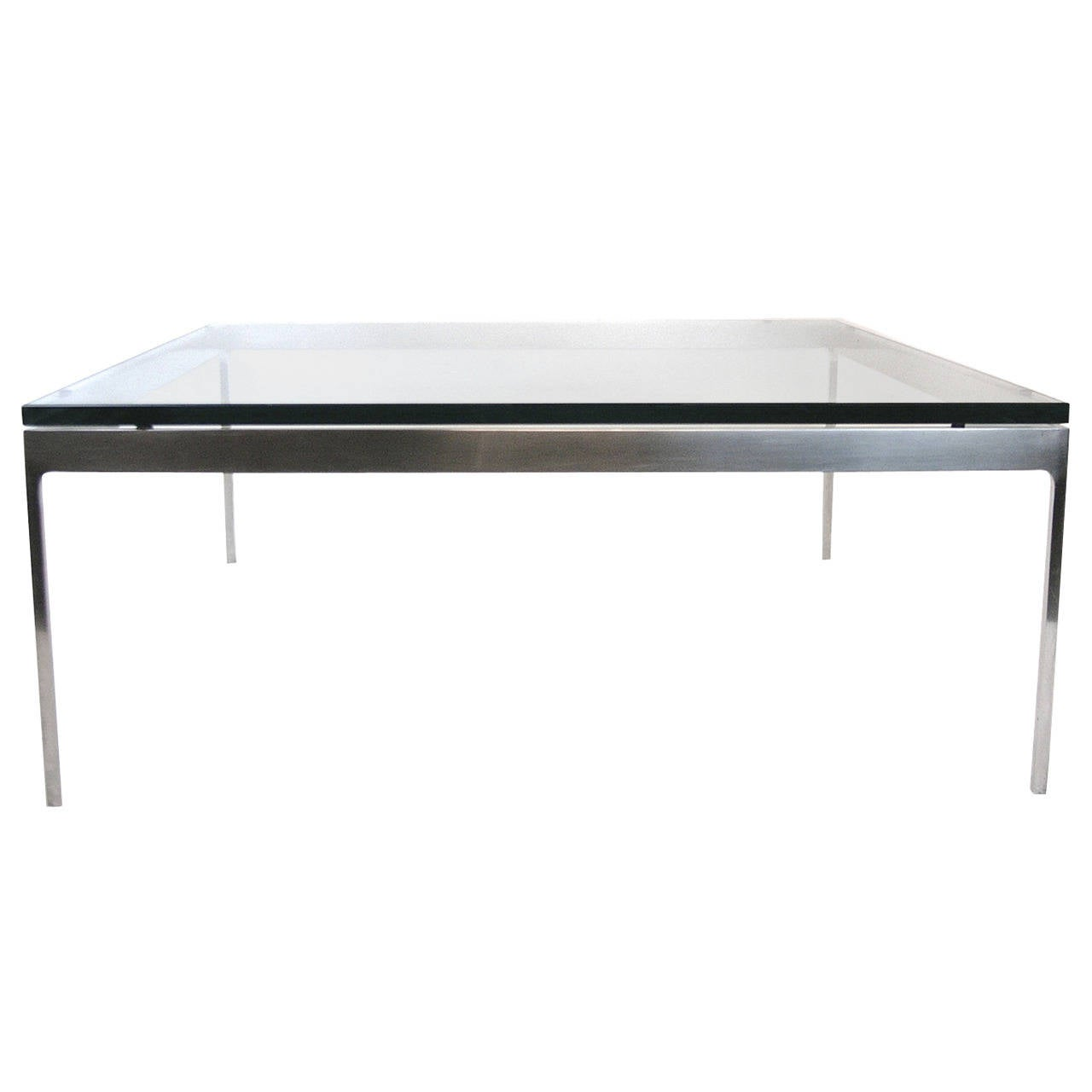 Nicos Zographos Thirty Five Low Coffee Table At 1stdibs