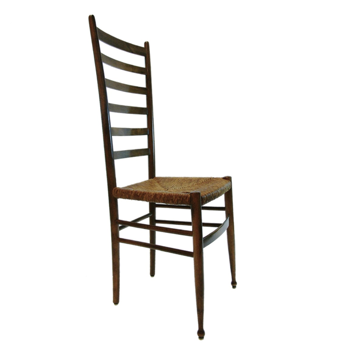 how to tell the age of a ladder back chair