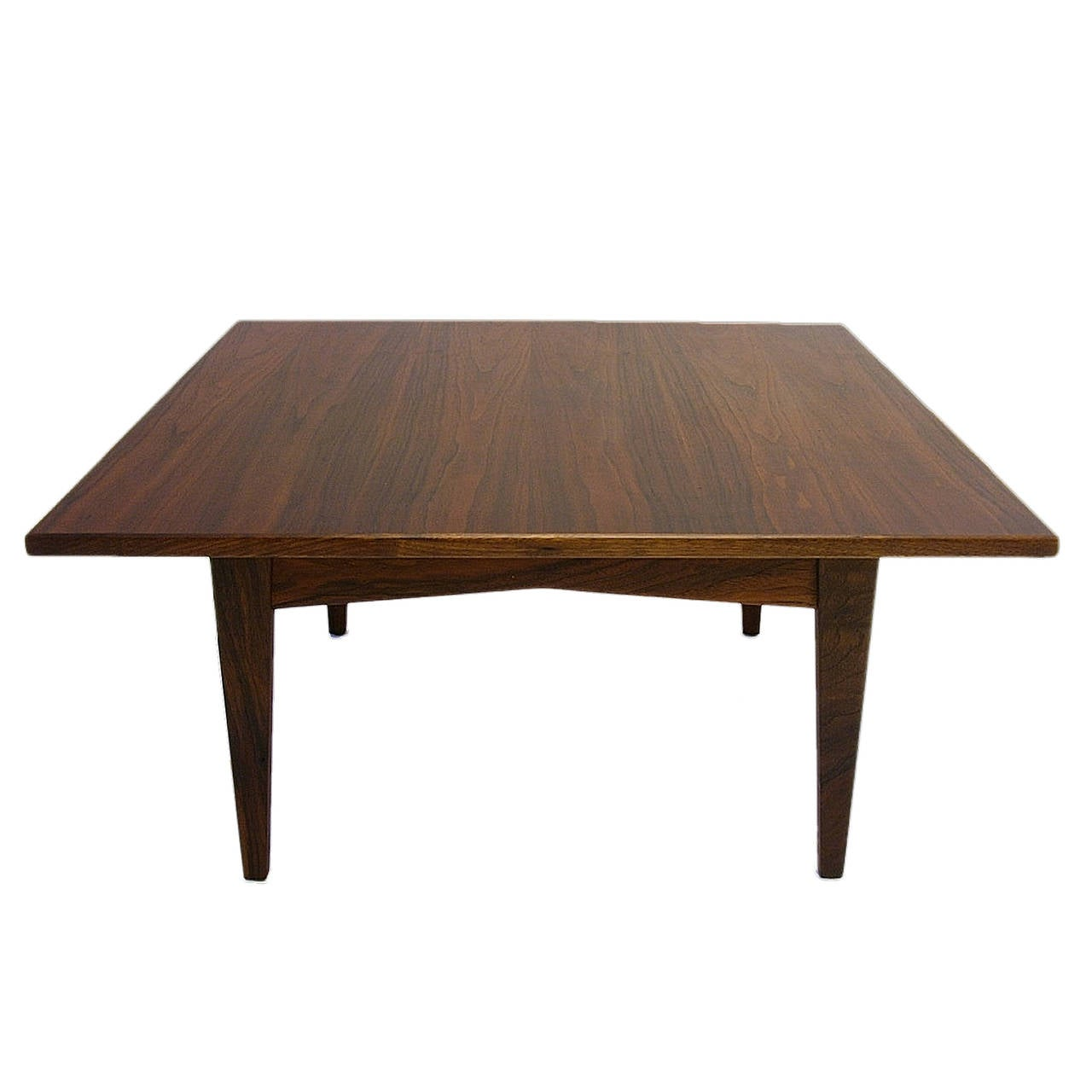 Jens Risom Floating Coffee Table For Sale At 1stdibs