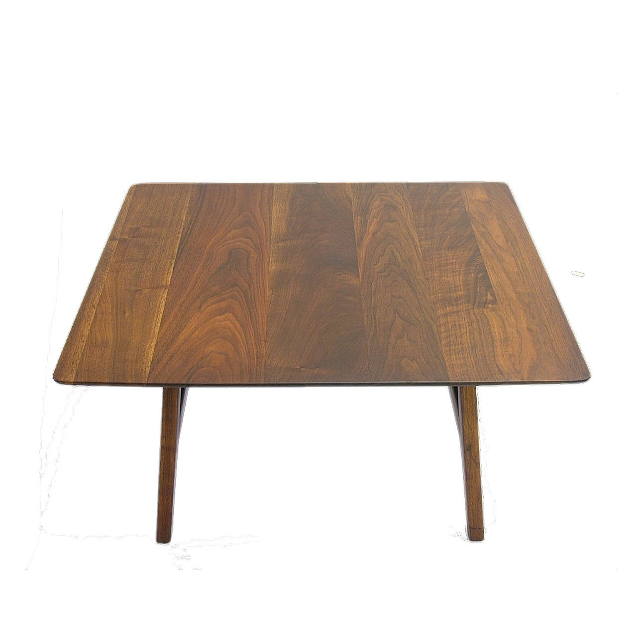 This Jens Risom Walnut Coffee Table Is No Longer Available