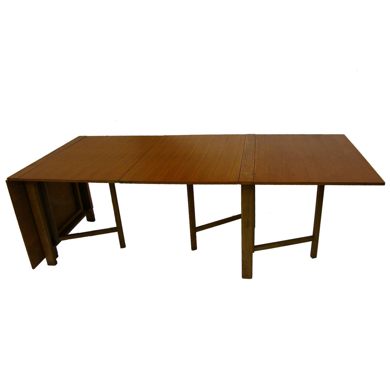 Bruno Mathsson Style Maria Drop Leaf Dining Table image 2 : mathsson6l from 1stdibs.com size 1280 x 1280 jpeg 78kB