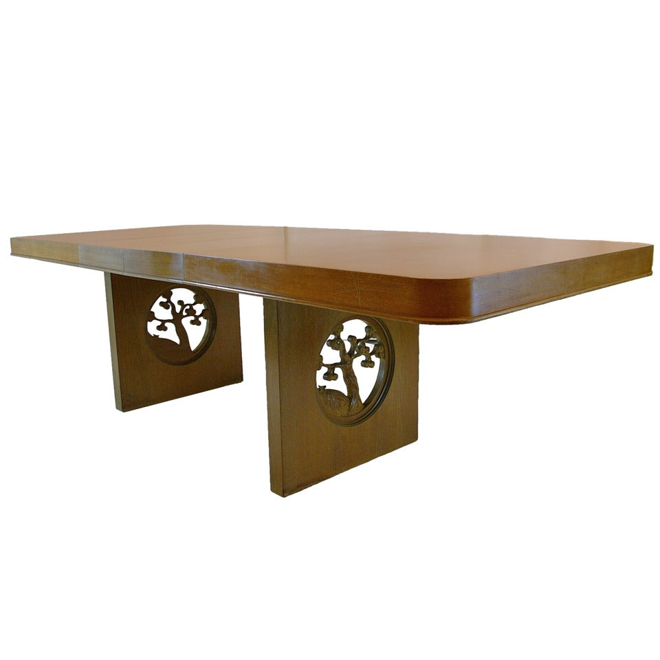 James Mont Dining Table at 1stdibs : 1348086 1 from www.1stdibs.com size 960 x 960 jpeg 48kB
