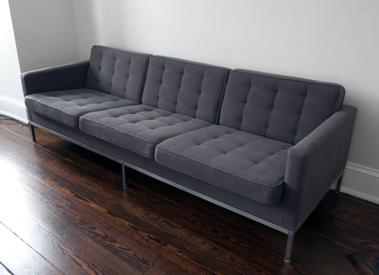 Florence Knoll Sofa By Knoll Associates At 1stdibs